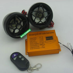 Motorbike&Scooter Audio MP3 with Alarm pictures & photos
