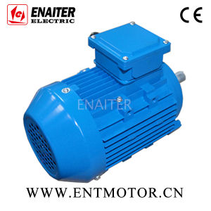 AL Housing Induction Premium Efficiency Electrical Motor pictures & photos
