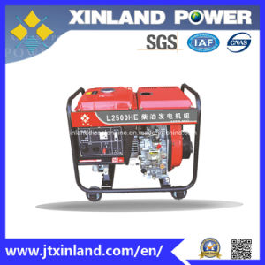 Brush Diesel Generator L2500h/E 50Hz ISO 14001 pictures & photos