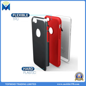 2017 Mobile Phone Case Slim Dual Armor Hybrid PC TPU Back Case for Samsung and iPhone pictures & photos