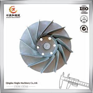 Impeller Aluminum Impeller Aluminum Gravity Casting Impeller pictures & photos