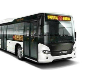 P10 Dual Color Programmable Bus LED Message Sign (front/rear window) pictures & photos