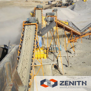 50-300tph Shanghai Zenith Profession Design Rock Crushing / Crusher Line pictures & photos