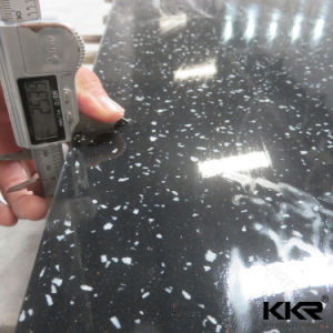Ce Approval Modified Solid Surface Sheets for Table Tops (171116) pictures & photos