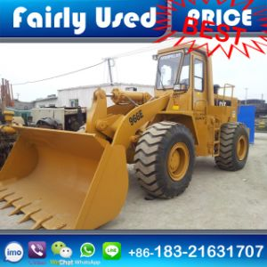 Used Cat 966e Front Loader with Log Clamp for Sale
