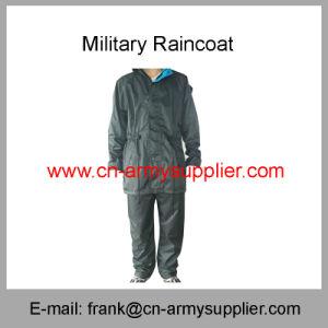 Duty Raincoat-Traffic Raincoat-Military Raincoat-Army Raincoat-Police Raincoat pictures & photos