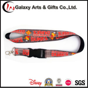 Polyester Sublimation Printed Custom Lanyard