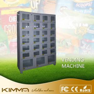 27 Cells Locker Combine with S770 Vending Machine pictures & photos