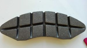 Crh Train/Subway Part Brake Pad Powder-Metallurgy Speed: 300-350km/H pictures & photos