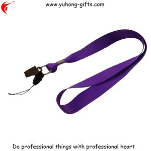 Wholesale Sublimation Polyester Plain Lanyard with No Logo (YH-L1257) pictures & photos