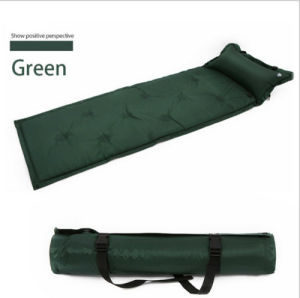 Hot Sales Outdoor Camping Mattress Single Self-Inflating Mat pictures & photos