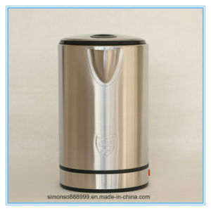 Special New Style Household Electric Kettle, Silver Stainless Steel pictures & photos