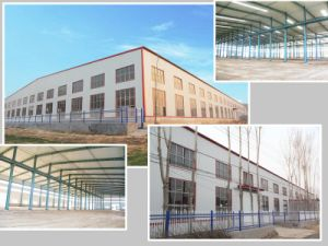 Steel Structure Frame Ready Made Warehouse pictures & photos