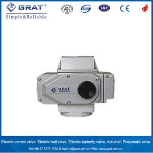 200nm~600nm AC/DC Electric Motor Control Valve Actuator pictures & photos