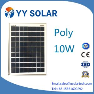 Hot Sale 10W Poly Solar Panel with Factory Price pictures & photos