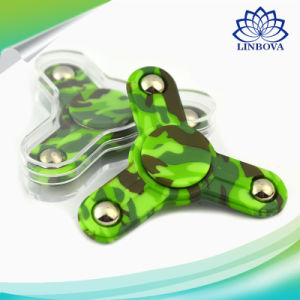 2017 Wholesale High Presicion ABS Plastic Hand Finger Fidget Toy Spinner pictures & photos