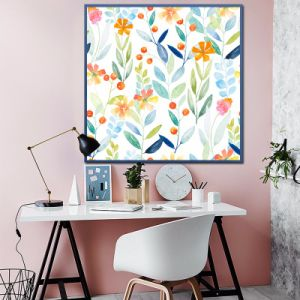 Tropical Fruit Flowers Wall Art Canvas pictures & photos