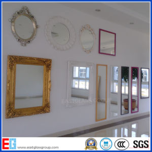 Clear & Colored Silver/Aluminum Decorative Mirror/Dressing Mirror/Make up Mirror pictures & photos