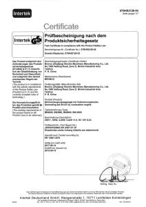 GS Certificate 156f 950W Gasoline Generator pictures & photos