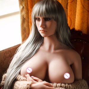 158cm Solid Sex Dolls with Silicone Vagina Adult Products for Men pictures & photos