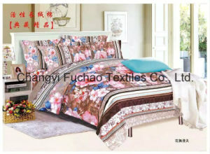 New Bedding Set Twin Size 4PC Duvet Cover Set Microfiber Super Soft Life pictures & photos