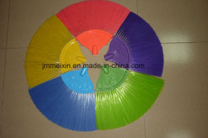 3 Axis CNC Fan Shape Ceiling Broom Machine pictures & photos
