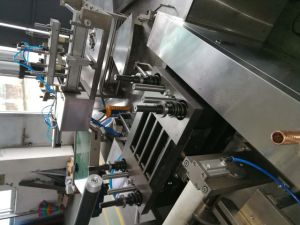 Razor Card Sealing PVC Forming Machine pictures & photos