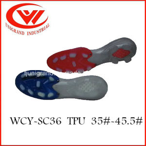 High Demand Good Sale Sole for Making Soccer Boots pictures & photos