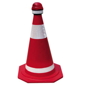 Good Quality Professioanl Industrial Rubber Traffic Cones pictures & photos