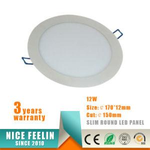 3W/6W/9W12W/15W/18W Round/Square LED Ceiling Light Panel pictures & photos