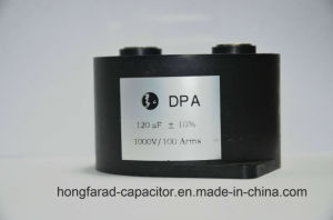 Dry Type Dpa DC Link Power Capacitor 120UF 1000V pictures & photos