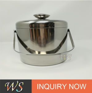 Ws-Br04 Handle High Quality Modern Ice Bucket pictures & photos