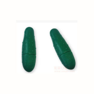 Cucumber USB Farm Supermarket Promotional Advertising Gifts USB Flash Drive 256GB pictures & photos