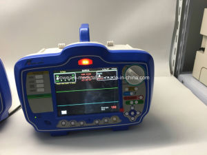 Hospital First Aid Portable Aed Defibrillator with Monitor pictures & photos