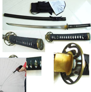 Hand Forged 1065 High Carbon Steel Sword Katana