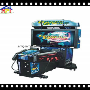 4 People Arcade Game Machines Coin Operated Entertainment Equipment pictures & photos