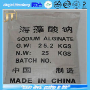 High Viscosity Food Pharmaceutical Grade Sodium Alginate pictures & photos