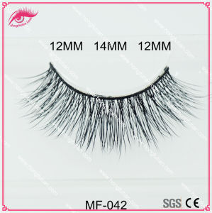 Top Quality Customized Pacakging Eye Lash Handmade Mink Eyelash Wholesale pictures & photos