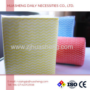 High Quality Daily Use Nonwoven Spunlace Kitchen Wipes, Disposable Dishcloths pictures & photos