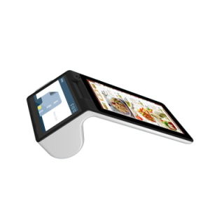 2017 New Handheld Android POS Terminal/Android Handheld with Printer/POS Terminal Android with Printer pictures & photos