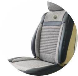Car Seat Cover 3D Shape with Flax Fiber and Nature Fragrance pictures & photos