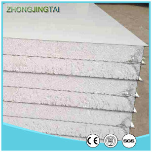 Hottest Best Sale Polystyrene EPS Color Steel Sandwich Panel pictures & photos