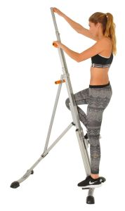 2017hot Selling TV See Low-Impact Aerobic/Anaerobic Workout Mountain Stair Climber Machine Exercises pictures & photos