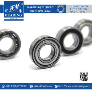 Motorcycle Engine Auto Parts Motor Ball Bearing (6003-2RS 6004-ZZ) pictures & photos