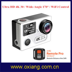 Full HD 4k WiFi 1080P Waterproof Action Sport Camera pictures & photos