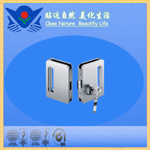 Xc-D2008 High Quality Stainless Steel Furniture Hardware Glass Door Lock pictures & photos