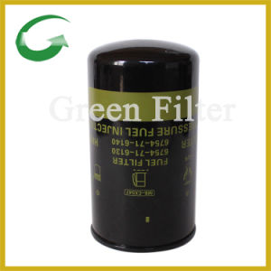 Fuel Filter for Excavator Parts (6754-71-6130) pictures & photos