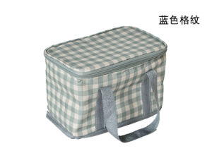 for Camping Picnic Foldable Fashion Mini Waterproof Soft Cooler Bag Ice Bag pictures & photos