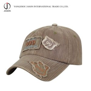 Washed Cap Baseball Cap Sports Hat Cotton Baseball Cap Fashion Cap Golf Hat pictures & photos