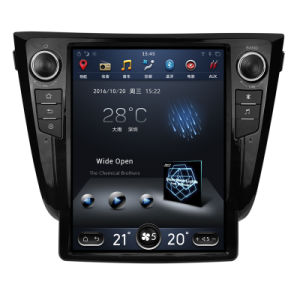 in Dash Andriod 5.1 Vertical Huge Screen Car Multimedia for 2014 Nissan X-Trail with Mirror Link Bt Radio